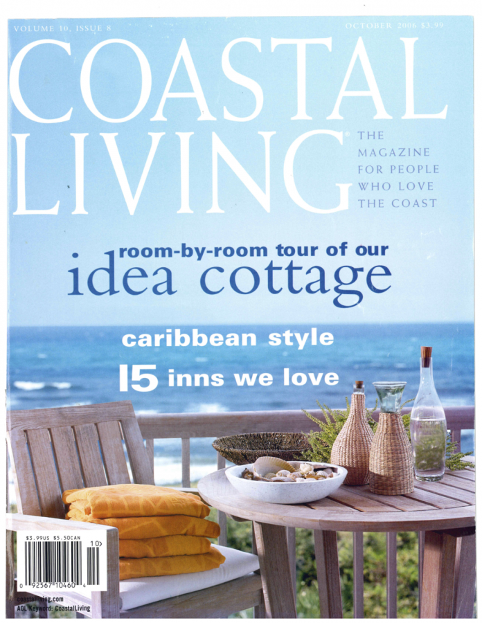 See our custom homes in Coastal Living Magazine